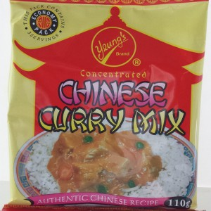 Chinese Curry Sauce Mix