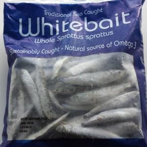 Frozen Whitebait