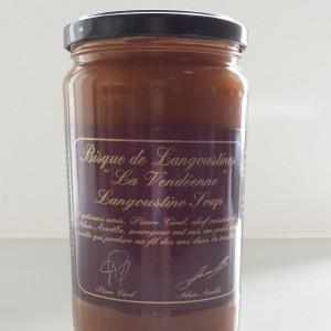 Luxury Langoustine Soup