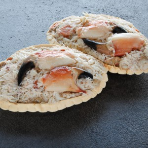 Dressed Crabs