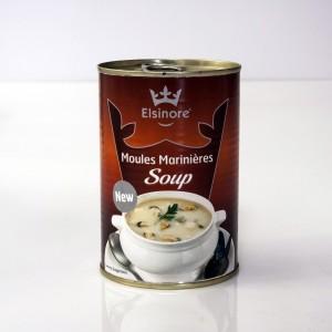 Moules Marinieres Soup