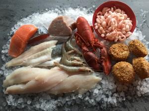 Seafood Selection Box