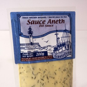 Fresh Dill Sauce