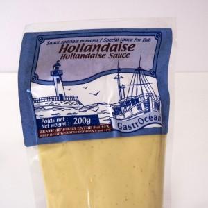Fresh Hollandaise Sauce