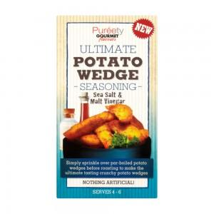 Sea Salt & Malt Vinegar Potato Wedge Seasoning
