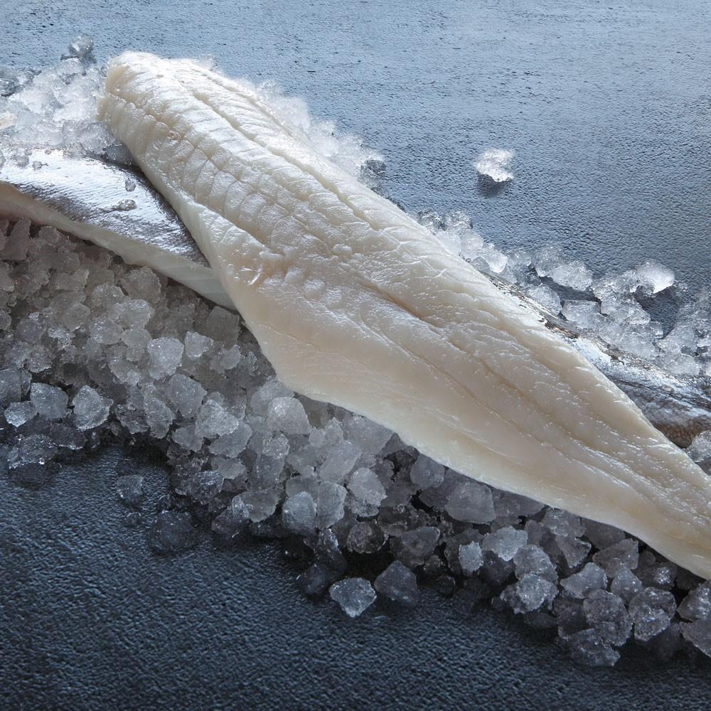 Fresh skinless pollack fillet fresh white fish fresh for Alaskan white fish