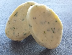 Garlic and Parsley Butter Portion