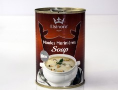 Moules Marinieres Soup
