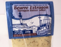 Fresh Tarragon Butter Sauce