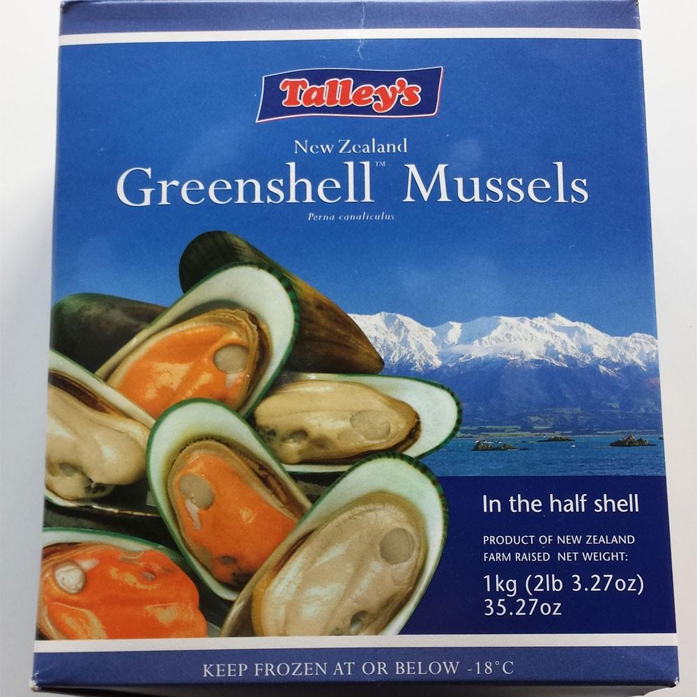 Frozen Shelled Mussels Recipe