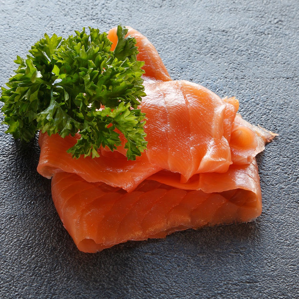 how to tell if salmon is fresh
