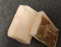 Frozen Skin On Cod Loin