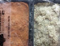 Frozen Crab Meat 50/50