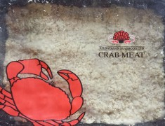 Frozen White Crab Meat