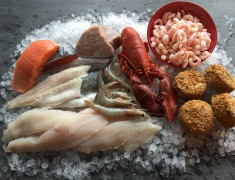 Seafood Selection Box