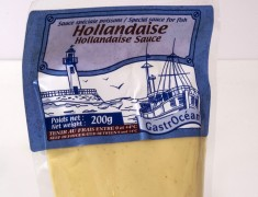 Fresh Hollandaise Sauce