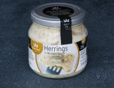 Elsinore Herring in Mustard Sauce 275g