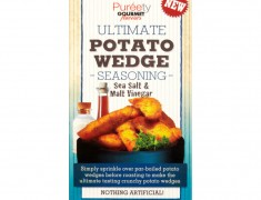 Sea Salt & Malt Vinegar Potato Wedge Seasoning